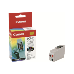 Canon BCI-21C Tricolor Ink Tank (0955A003)