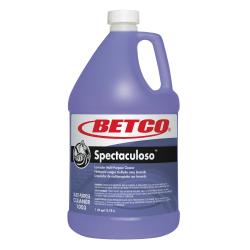 Betco® Spectaculoso Lavender Multipurpose Cleaner, Floral Scent, 128 Oz, Purple, Case of 4