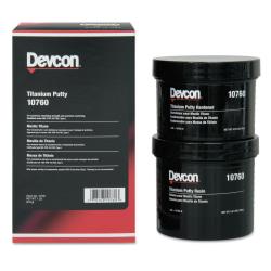 Titanium Putty, 1 lb Can