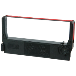 Porelon 274BR Black/Red Replacement Nylon Cash Register Ribbon