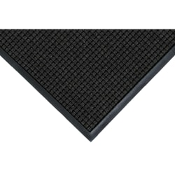 "M + A Matting WaterHog Classic Floor Mat, 70"" x 95"", Charcoal"