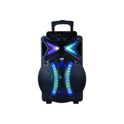 Naxa NDS-1210 - Party speaker - wireless - Bluetooth