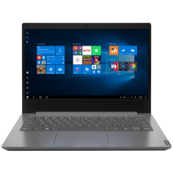 "Lenovo® V14 IIL Laptop, 14"" Screen, Intel® Core™ i3, 8GB Memory, 256GB Solid State Drive, Windows® 10, 82C401FFUS"