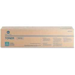 Konica Minolta TN-613C Original Toner Cartridge - Laser - 30000 Pages - Cyan - 1 Each