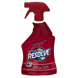 Resolve® Professional Spot & Stain Carpet Cleaner, 32 Oz Bottle