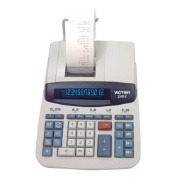 Victor® 2640-2 Heavy-Duty Commercial Calculator