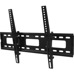 "SIIG Low Profile Universal Tilted TV Mount - 32"" to 65"" - 1 Display(s) Supported - 32"" to 65"" Screen Support - 110 lb Load Capacity"