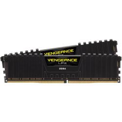CORSAIR Vengeance LPX - DDR4 - kit - 8 GB: 2 x 4 GB - DIMM 288-pin - 2400 MHz / PC4-19200 - CL14 - 1.2 V - unbuffered - non-ECC