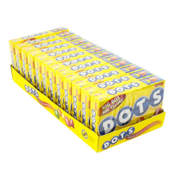 Dots Theater Boxes, 7.5 Oz, Pack Of 12