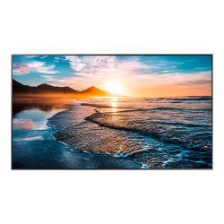 "Samsung QH55R - 55"" Diagonal Class LED display - 4K UHD (2160p) 3840 x 2160 - edge-lit"
