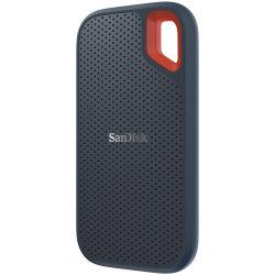 SanDisk® Extreme Portable External Solid State Drive, 500GB, 256MB Cache, SDSSDE60-500G-G25, Black