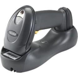 Zebra Bar Code Scanner Base Cradle - Wired - Bar Code Scanner - Charging Capability - Black
