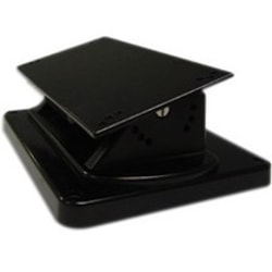 "Topaz Tilt Stand - LCD Display Type Supported - 2.9"" Height x 6"" Width x 5"" Depth - Wall Mountable, Countertop"