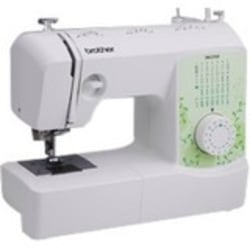 Brother 27-Stitch Sewing Machine - 27 Built-In Stitches - Automatic Threading - Portable