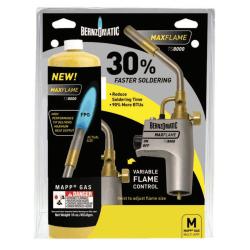 BernzOmatic® SureFire™ Self-Igniting Torch Kit