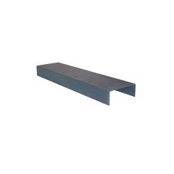 """Mail Boss™ 2 Box Spreader Bar, 20""""H x 5""""W x 2""""D, Granite"""
