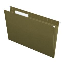 Pendaflex® Standard Green Hanging Folders, Legal Size, Standard Green, Box Of 25