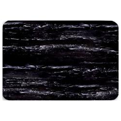 "Office Depot® Brand K-Marble Foot Anti-Fatigue Mat, 24""H x 36""W, Black/White"