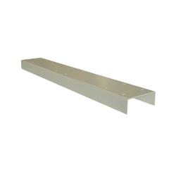 """Mail Boss™ 3 Box Spreader Bar, 34""""H x 5""""W x 2""""D, White"""