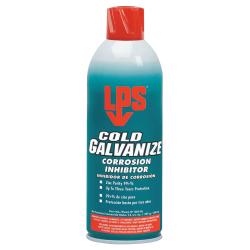 Cold Galvanize Corrosion Inhibitor, 14 oz Aerosol Can