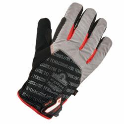 Ergodyne ProFlex 814CR6 Thermal Utility Gloves, Small, Black
