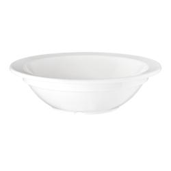 Carlisle Rimmed Fruit Bowls, 5 Oz, White, Pack Of 48