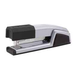 "Bostitch® Office Epic Desktop Stapler With Built-In Remover, 2-1/16"", Silver"