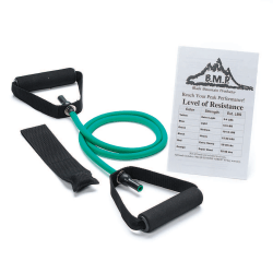 Black Mountain Products Single Resistance Band, 10-12 Lb, Green