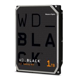 Western Digital® Black 1TB Internal Hard Drive For Desktops, 64MB Cache, SATA/600, WD1003FZEX