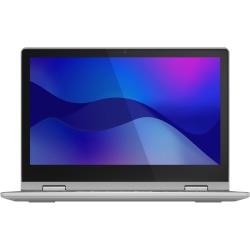"Lenovo® IdeaPad Flex 3 2-In-1 Laptop, 11.6"" Touch Screen, Intel® Celeron®, 4GB Memory, 64GB eMMC, Windows® 10 In S Mode, 82B2003MUS"