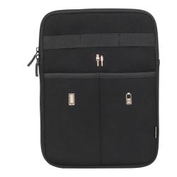 "RIVACASE 5617 Antishock Travel Organizer For 10"" Tablets, Black"