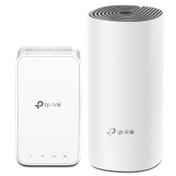 TP-Link® Dual Band Mesh 802.11ac, Wireless Gateway Router, Deco E3 Wireless-AC1200