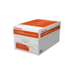 """Office Depot® Brand ImagePrint® Multi-Use Paper, Legal Size (8 1/2"""" x 14""""), 20 Lb, FSC® Certified, Ream Of 500 Sheets, Case Of 10 Reams"""