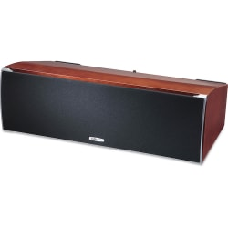 Polk Audio CSiA6 RTiA Series High-Performance Center-Channel Speaker, Cherry, CSIA6CH