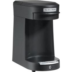 Hamilton Beach Commercial Single-serve Coffee Maker - 500 W - 8 fl oz - 1 Cup(s) - Single-serve - Black