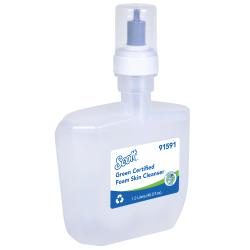 Kleenex® Green Seal Certified Skin Cleanser Refill, 1200 mL, Case Of 2