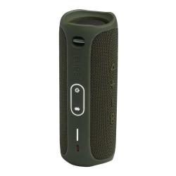 JBL Flip 5 Portable Waterproof Speaker, Green, JBLFLIP5GRENAM-Q