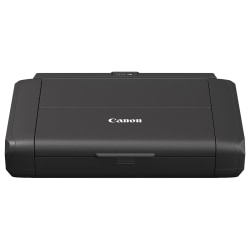 Canon PIXMA TR150 - Printer - color - ink-jet - Legal - up to 9 ipm (mono) / up to 5.5 ipm (color) - capacity: 50 sheets - USB 2.0, Wi-Fi(n) with Canon InstantExchange
