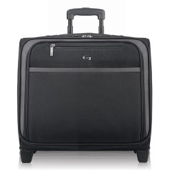 "Solo 16"" Sterling Rolling Case Overnighter, Black"