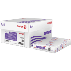 """Xerox® Bold Copy And Multi-Use Paper, Legal Size (8 1/2"""" x 14""""), 28 Lb, Ream Of 500 Sheets"""