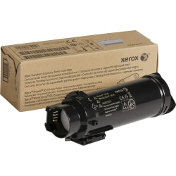 Xerox Original Toner Cartridge - Black - Laser - Standard Yield - 2500 Pages - 1 Each