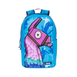 """Fortnite Character Backpack With 13"""" Laptop Pocket, Llama, Blue"""