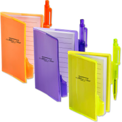 Clear-View Mini Notebook