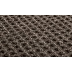 Waterhog Low-Profile Floor Mat, 3' x 5', Cocoa Brown