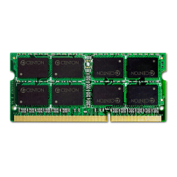Centon 8GB PC3-12800 DDR3 SoDIMM Commercial Unbuffered Laptop Memory, CMP1600SO8192.02