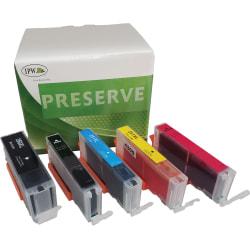 IPW Preserve Brand 250XL/251XL High-Yield Ink Cartridges, Pack Of 5 Cartridges