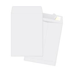 "Quality Park® Ship-Lite Catalog Envelopes, 9"" x 12"", White, Box Of 100"