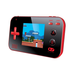 Dreamgear My Arcade® Gamer V Portable Gaming System With 220 Games, Red/Black, DG-DGUN-2889