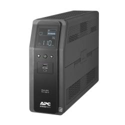APC BR1350MS Back-UPS Pro 10-Outlet UPS, 1,350VA/810 Watts