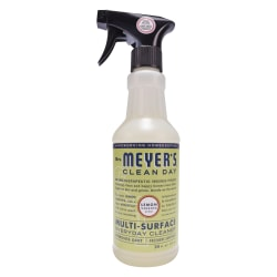 Mrs. Meyer's Clean Day Multi-Surface Everyday Cleaner, Lemon Verbena Scent, 16 Oz